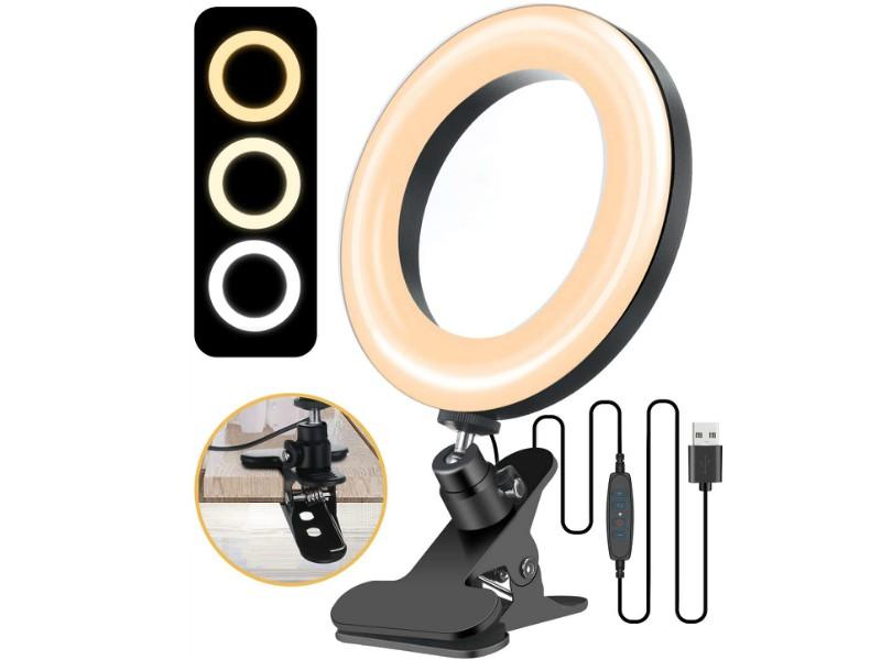 Oferta del el ELEGIANT EGL-06 Anillo de Luz LED 10