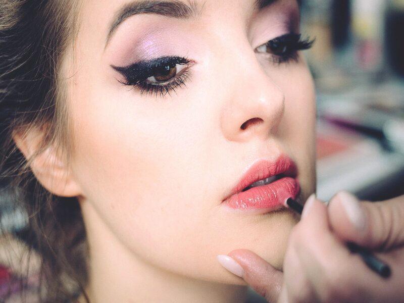 Aros de luz para Maquillaje